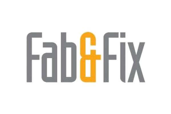 Fab & Fix Logo