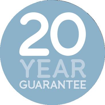 20 Year Guarantee