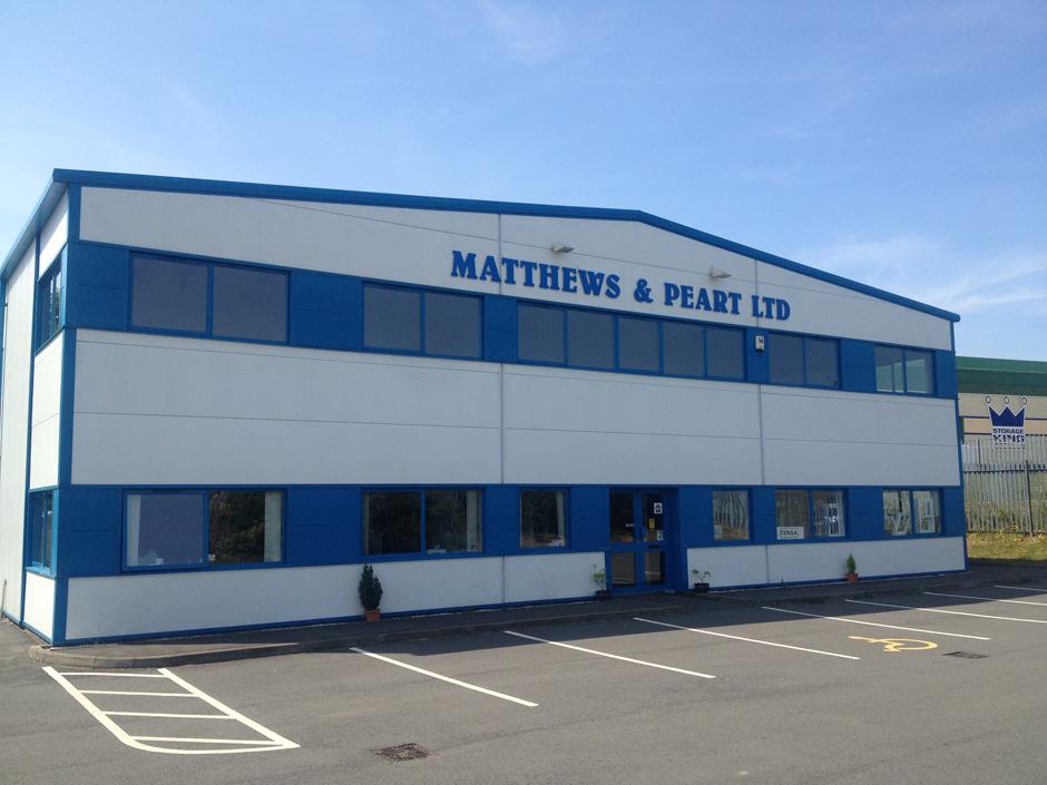 Matthews & Peart Shrewsbury