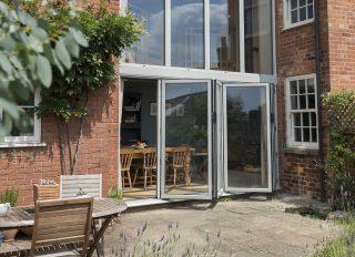 Aluminium Bi-Fold Doors Shrewsbury