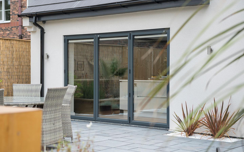 Bi-Fold Doors Shrewsbury