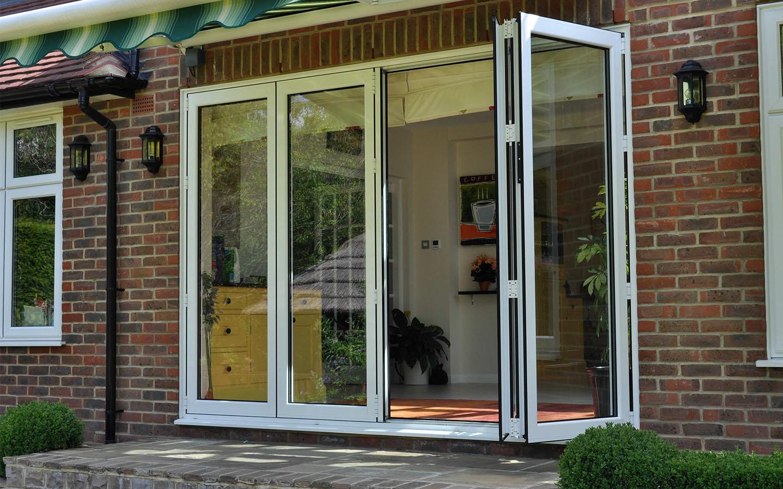 Aluminium Bifold Doors Shrewsbury