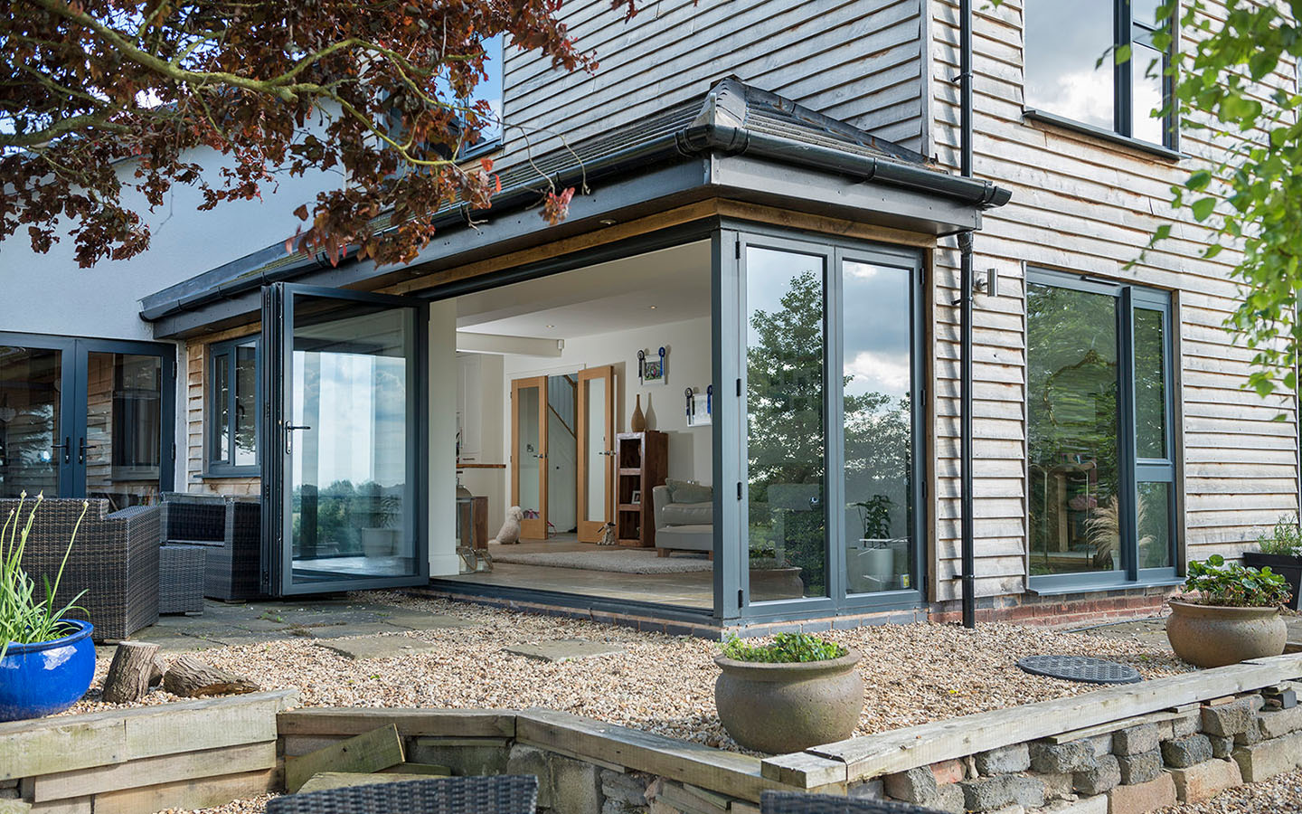 Bi-Folding Doors Shrewsbury