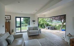 Aluminium Bi-Folding Doors Shrewsbury