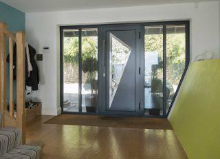 Aluminium Doors Shrewsbury