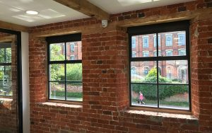 Heritage Aluminium Windows Shrewsbury