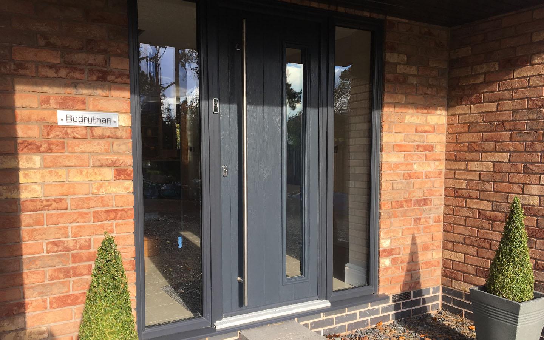 Solid Composite Doors Shrewsbury