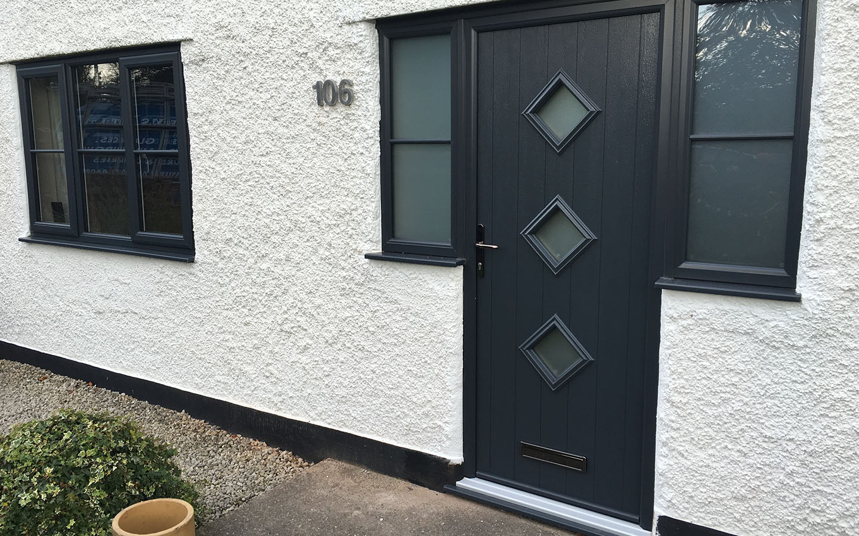 Composite Front Doors Shrewsbury