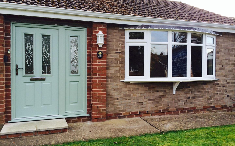 Composite Doors Shrewsbury