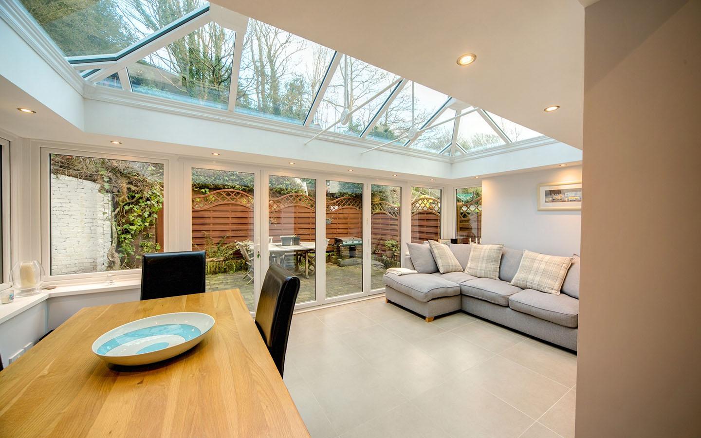 Glass Conservatory Roofs Shrewsbury
