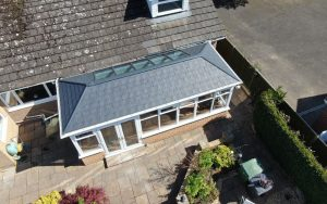 Tiled Conservatory Roofs Shrewsbury
