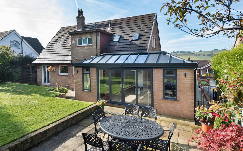 Solid Conservatory Roofs Shrewsbury