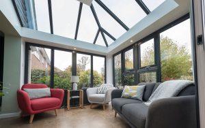 Glass Extensions Shrewsbury