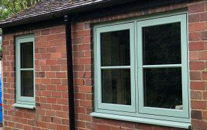 Flush Casement Windows Shrewsbury