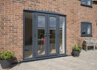 French Doors Shrewsbury