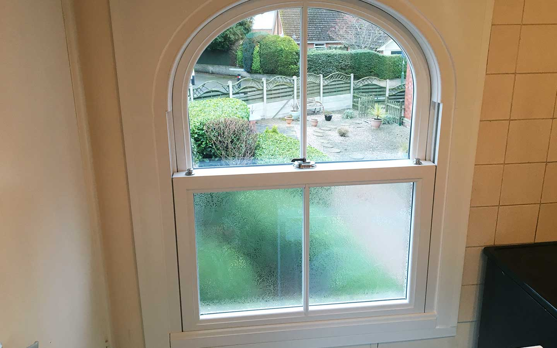uPVC Sliding Sash Windows Shrewsbury